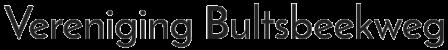 Vereniging Bultsbeekweg